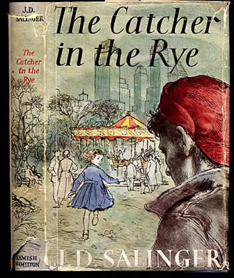 when was catcher in the rye banned