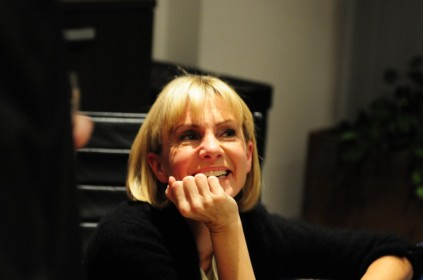 Kate Mosse, photo copyright: Mark Rusher 2012