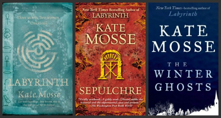 kate mosse trilogy